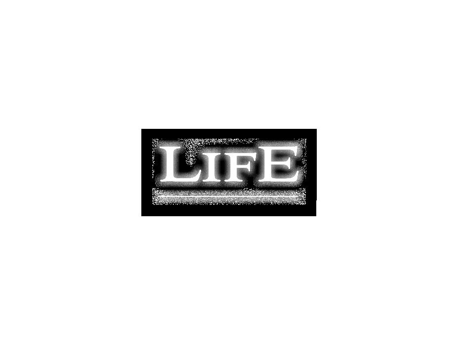 life-heading