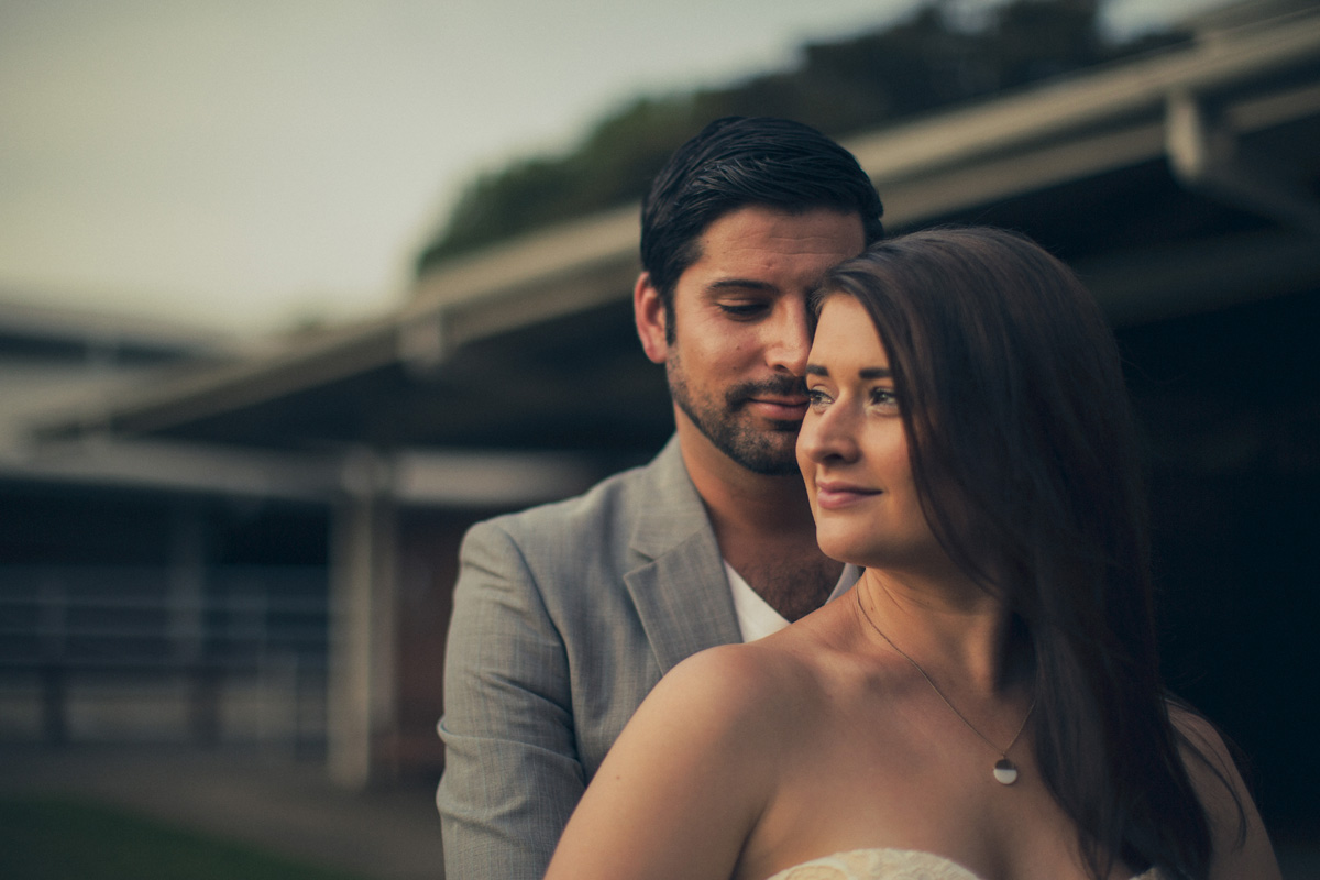 randwick stables engagement session